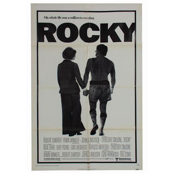 Rocky 1-Sheet Poster.