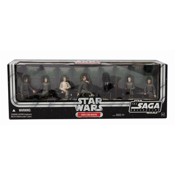 Death Star Briefing VSP Star Wars Action Figure Set.