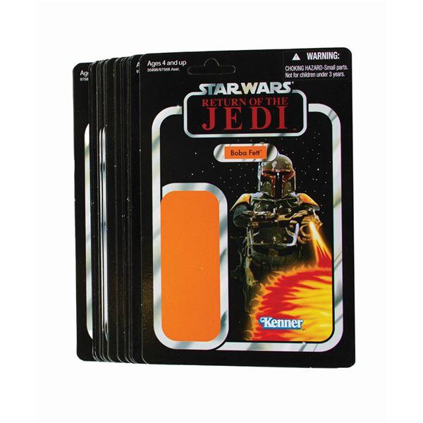 Star Wars Vintage Collection (20) Proof Card Backs.