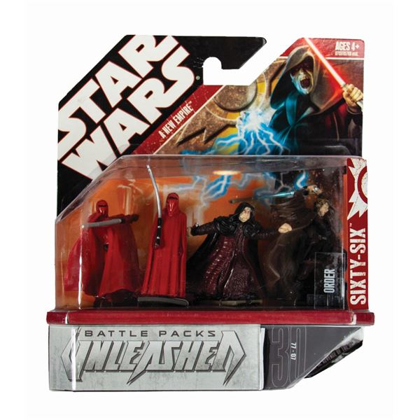 Star Wars Unleashed Battle Packs A New Empire Sample.