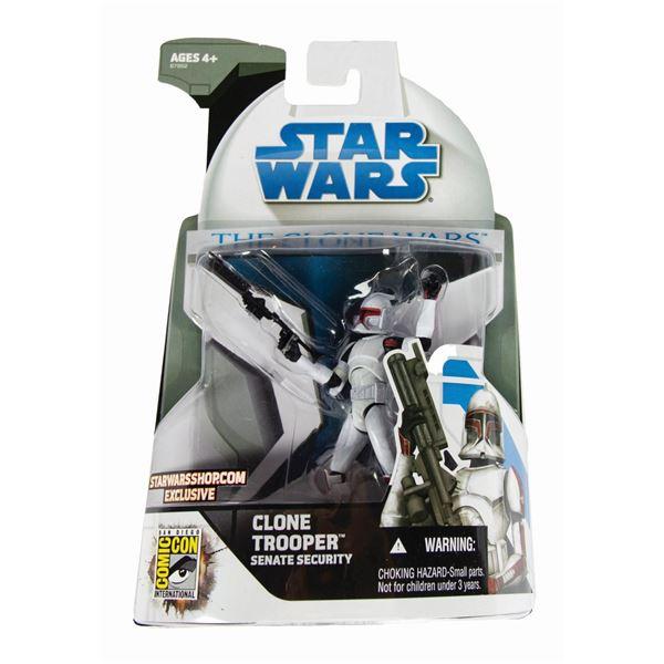 Clone Trooper Sample Star Wars Action Figure.