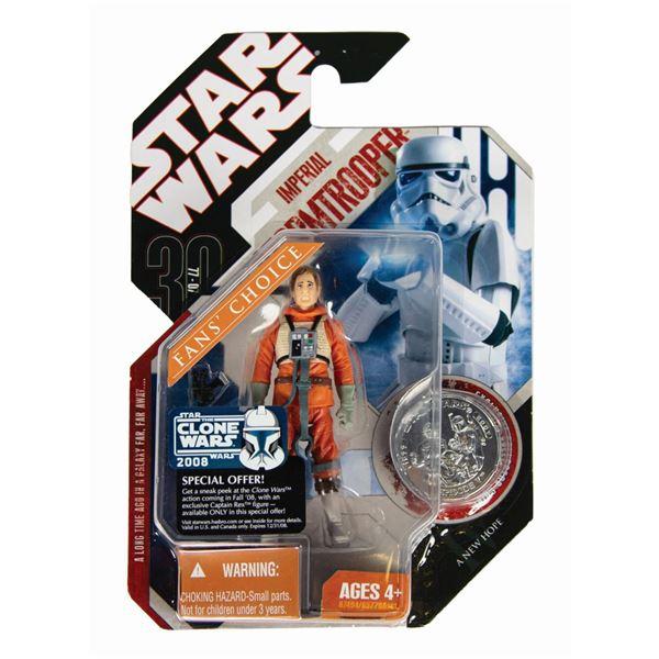 Zev Senesca Sample Star Wars Action Figure.