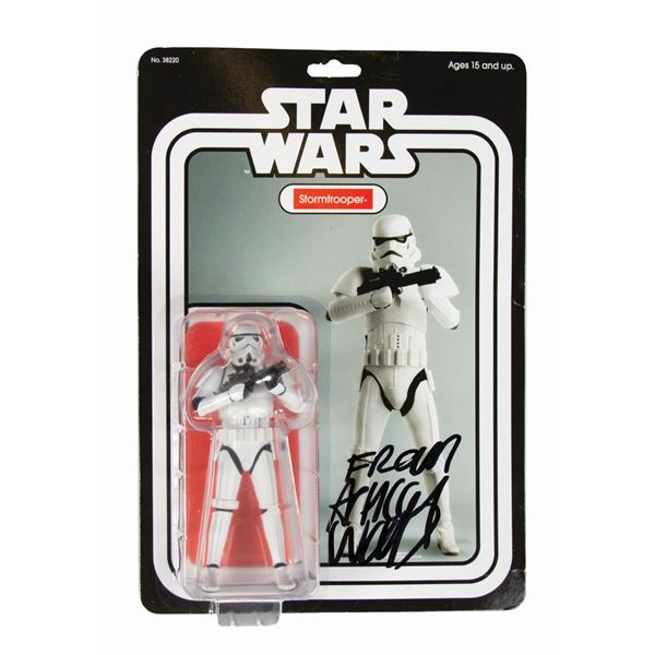 Stormtrooper Prototype ThreeA Action Figure.