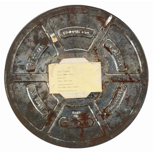 Indiana Jones & the Temple of Doom Kodak Film Can.
