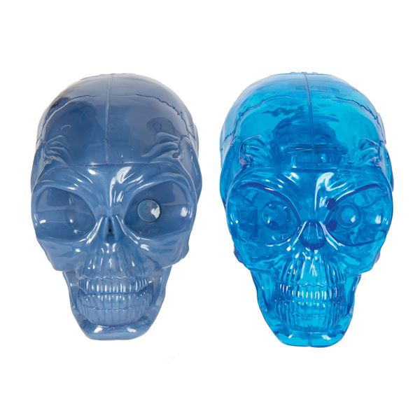 Indiana Jones Prototype Talking Crystal Skulls.
