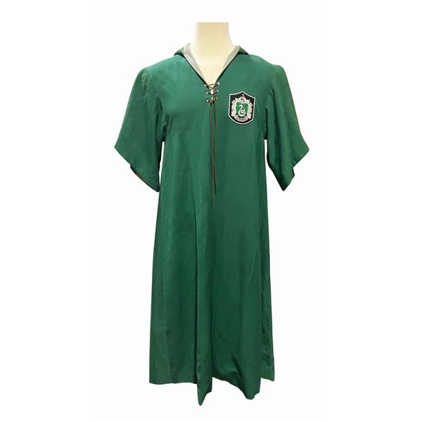 Harry Potter House Slytherin Quidditch Robe.