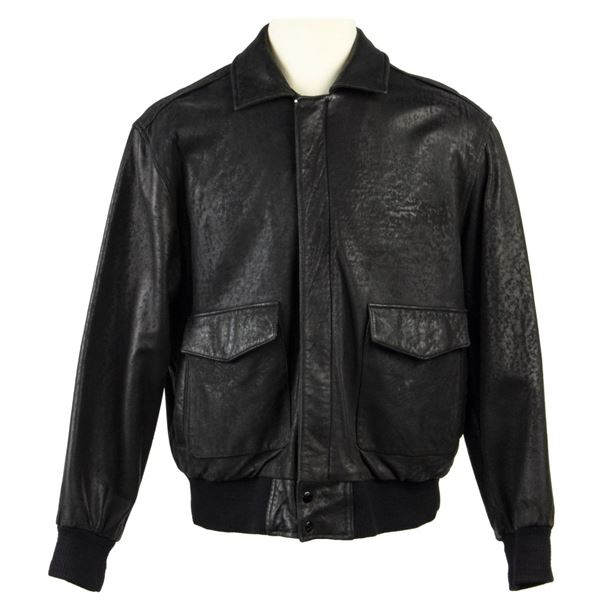Columbia Pictures Leather Jacket.