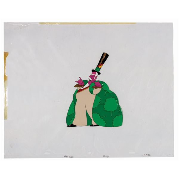 The Lord Mayor Production Cel from Yellow Submarine.
