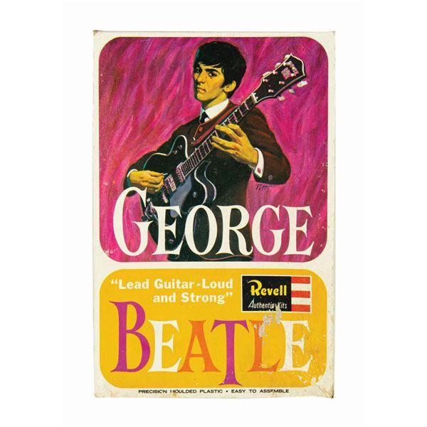 The Beatles George Harrison Model Kit