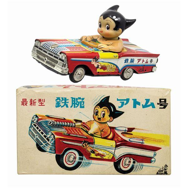 Mighty Atom/Astro Boy Friction Car.