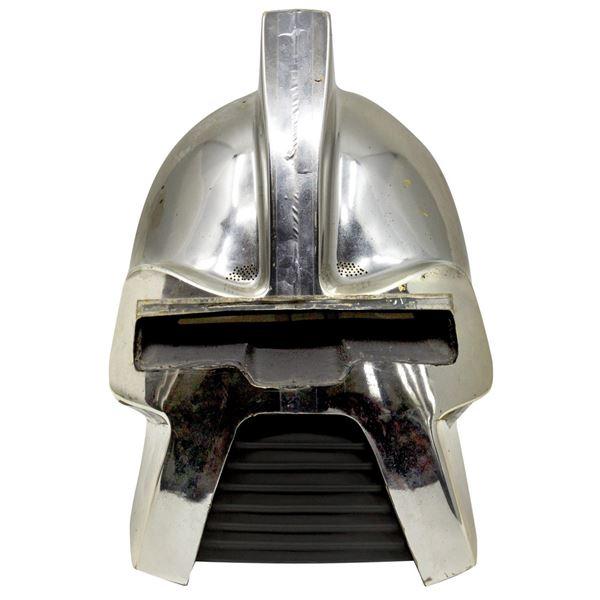 Battlestar Galactica Cylon Helmet Prop.