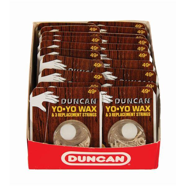 Set of (20) Duncan Yo-Yo Repair Kits in Display.