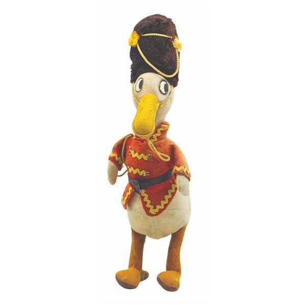 Donald Duck Knickerbocker Drum Major Doll.