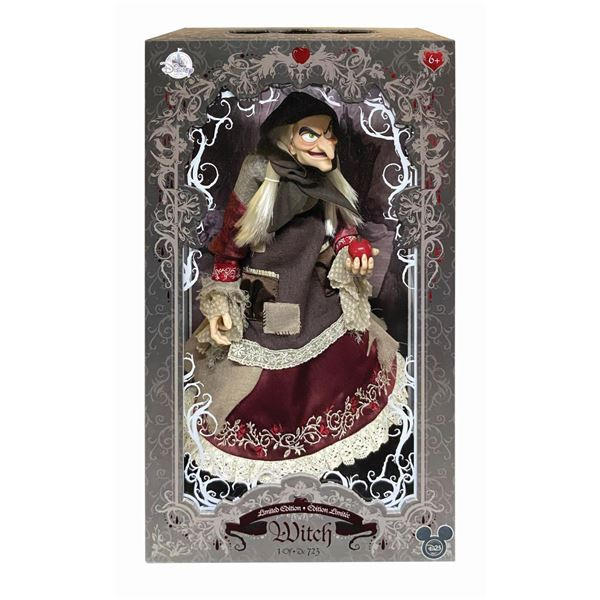Evil Witch D23 Exclusive Limited Edition Doll.