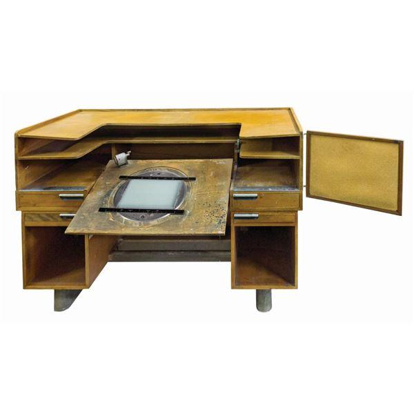 Original Kem Weber Walt Disney Studios Animator's Desk.