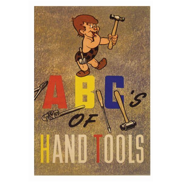Disney ABC's of Hand Tools Manual for General Motors.