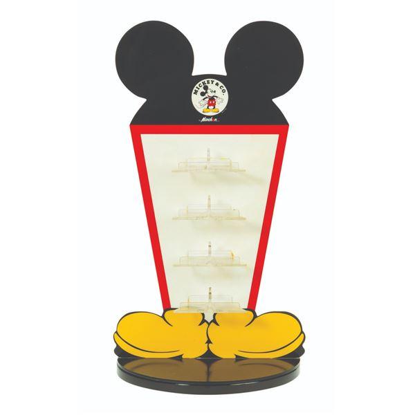Mickey Sunglass Holder Counter Display.