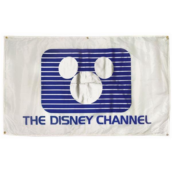 The Disney Channel Logo Banner.