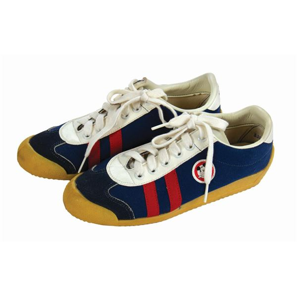 New Mickey Mouse Club Prop Sneakers & Sweater.