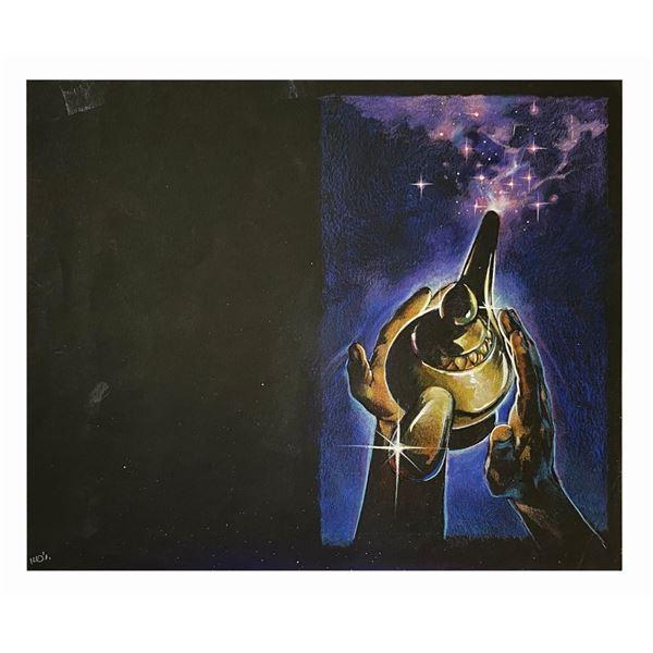 John Alvin Aladdin Poster Concept Artwork.