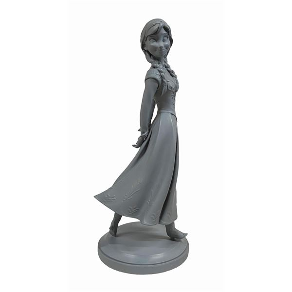 Anna Maquette from Frozen.