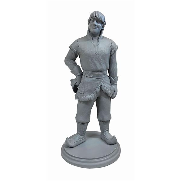Kristoff Maquette from Frozen.