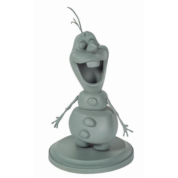 Olaf Maquette from Frozen.