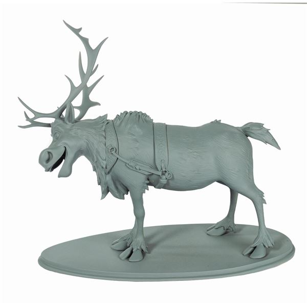 Sven Maquette from Frozen.