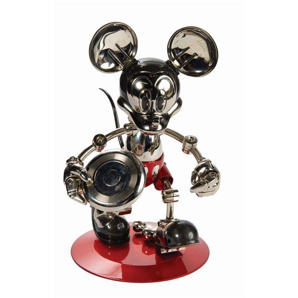 Future Mickey Figure by Hajime Sorayama.