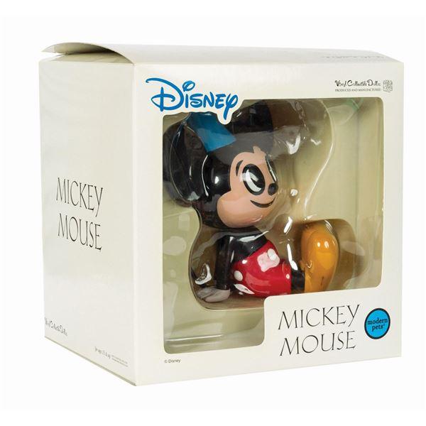 Mickey Mouse Modern Pets Vinyl Figure.