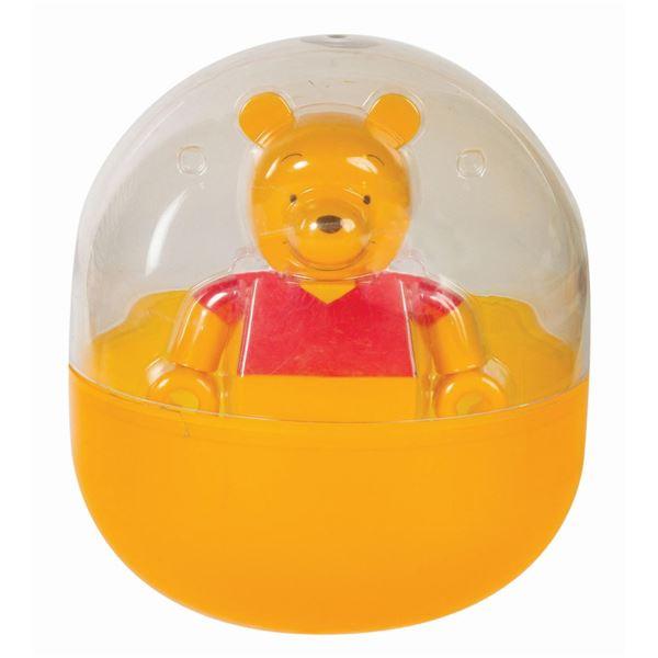Winnie the Pooh Yujin Gashapon Capsule Figure.