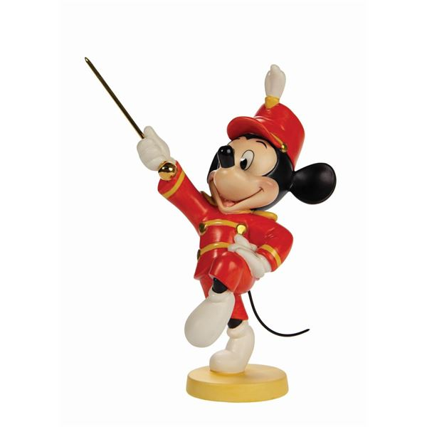 Mickey Mouse Club Strike Up the Band WDCC Figure.