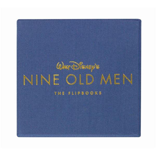 Walt Disney's Nine Old Men: The Flipbooks.