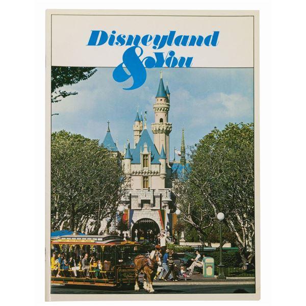 Disneyland & You Orientation Guide.