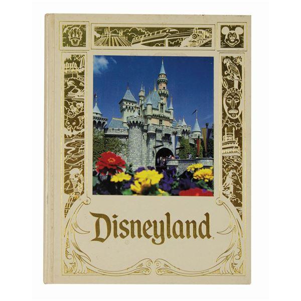 Disneyland: First Thirty-Five Years Book.