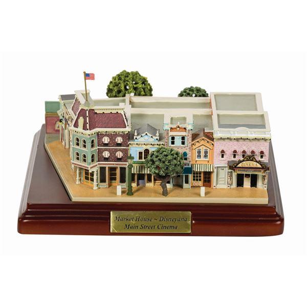 Market House and Main Street Cinema Model by Olszewski.
