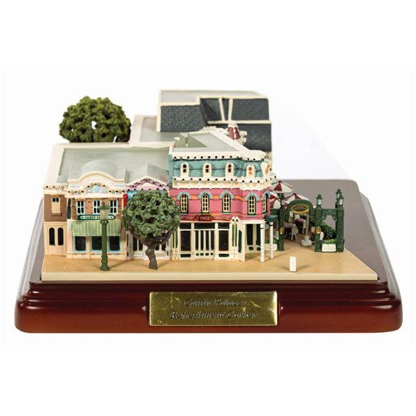 Candy Palace & Refreshment Corner Model by Olszewski.