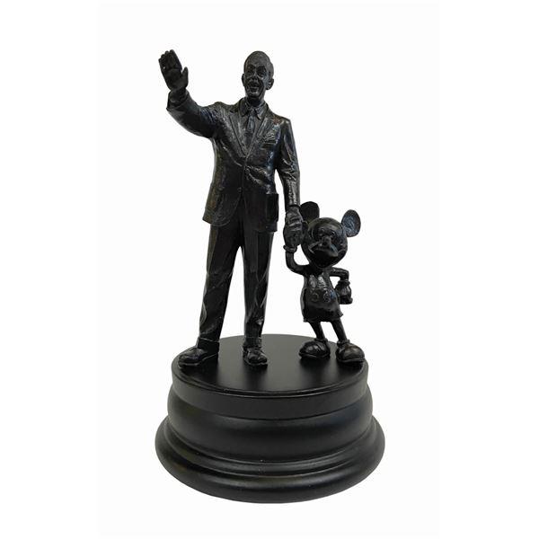 Partners Miniature Statue.
