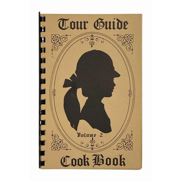 Disneyland Tour Guide Cook Book Volume 2.