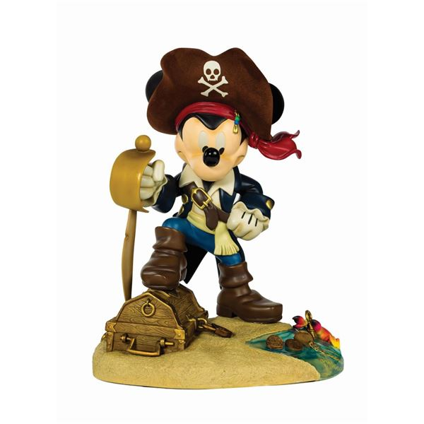 Pirate Mickey Mouse Big Fig.