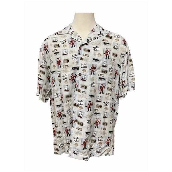 Amanda Visell Pirates 40th Anniversary Shirt.