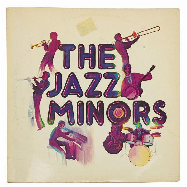 The Jazz Minors Self-Titled Record.