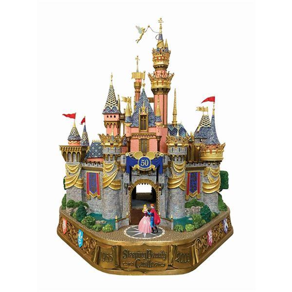 50th Anniversary Sleeping Beauty Castle Musical Big Fig.