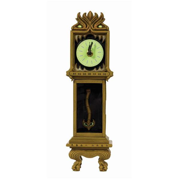 Haunted Mansion Clock.