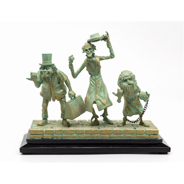 Hitchhiking Ghosts Limited Edition Sculpture.