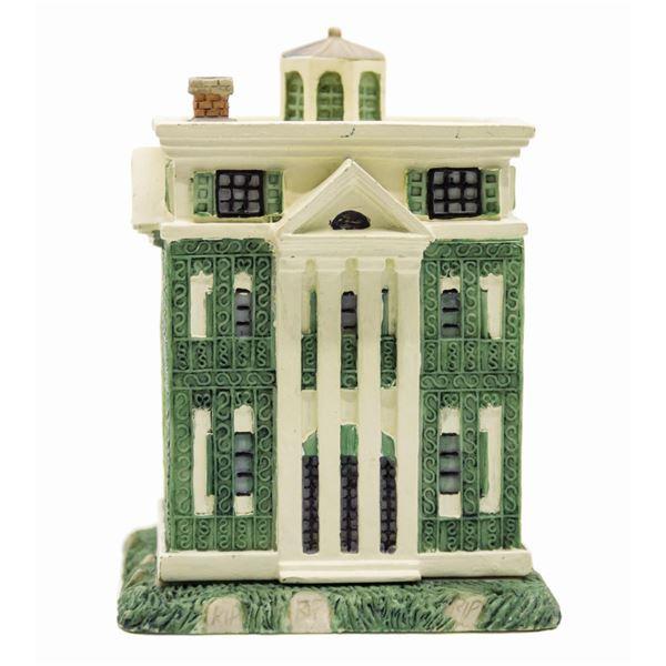 Haunted Mansion Hinged Box Figure.