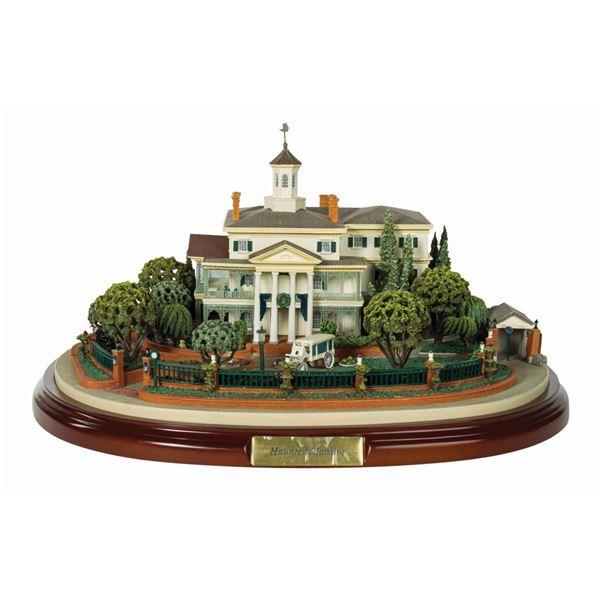 Haunted Mansion Model by Olszewski.