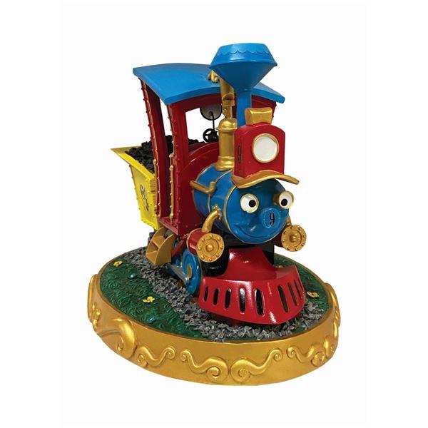 Casey Jr. Circus Train Medium Figurine.