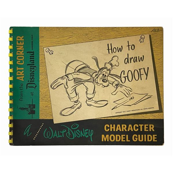 How to Draw Goofy Art Corner Book.