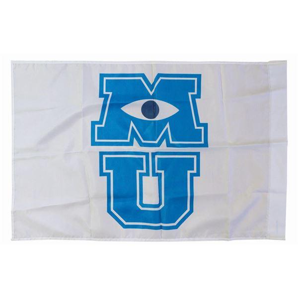 Monsters University Pixar Play Parade Flag.